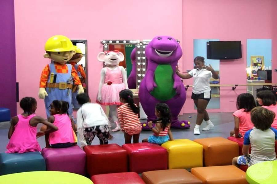 Hard Rock Hotel Punta Cana Kids Activities