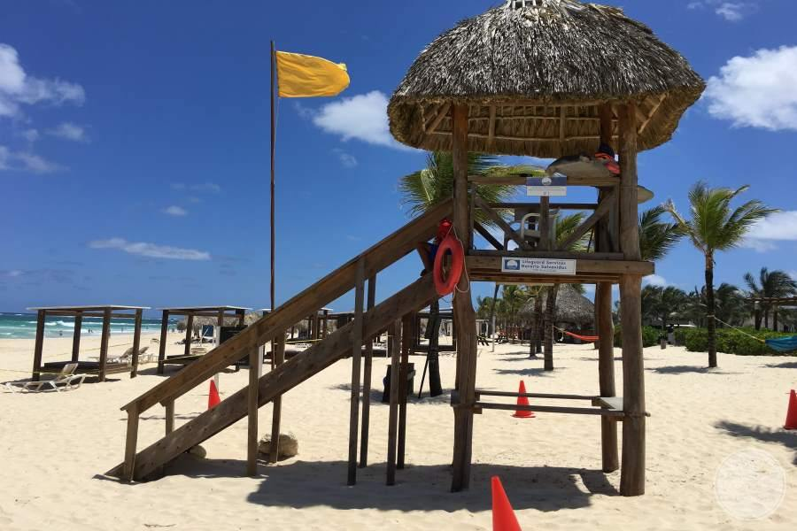 Hard Rock Hotel Punta Cana Lifeguard