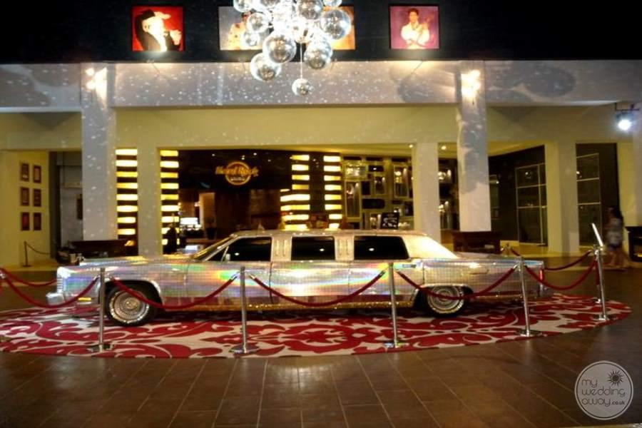 Hard Rock Punta Cana Limo