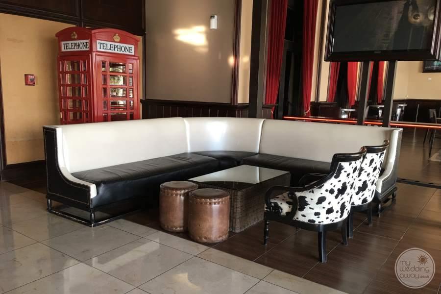 Hard Rock Punta Cana Lounge Area