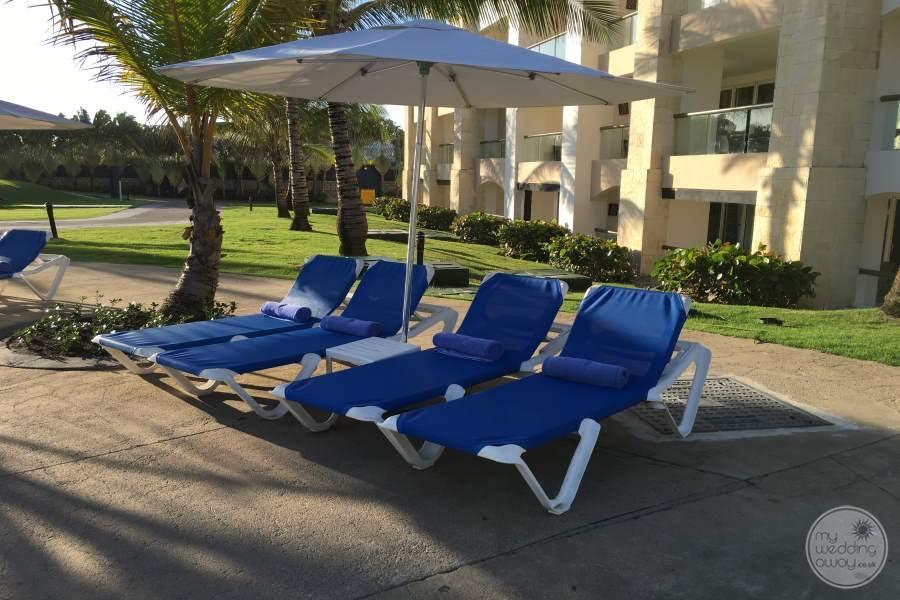 Hard Rock Punta Cana Lounge Chairs
