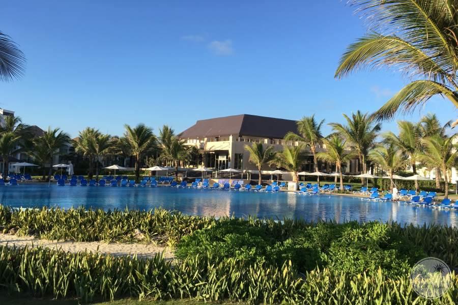 Hard Rock Punta Cana Pool View to Resort