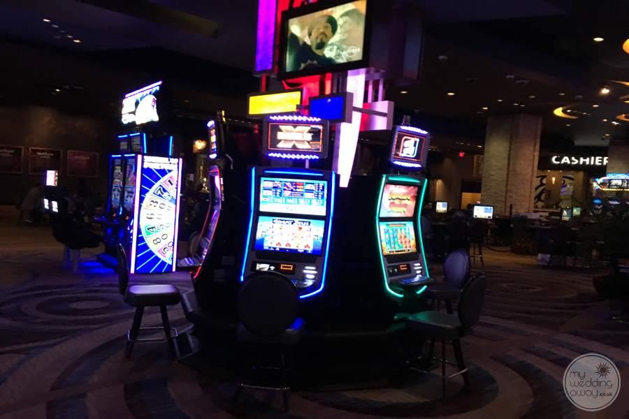 Hard Rock Punta Cana Slot Machines
