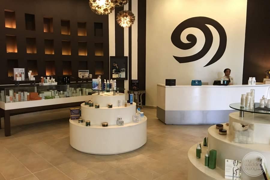Hard Rock Punta Cana Spa Lobby