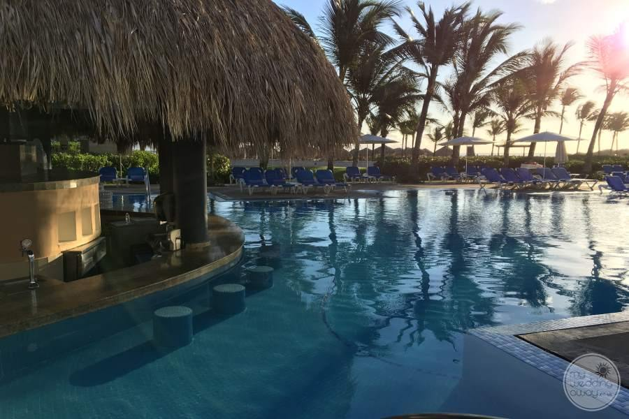 Hard Rock Punta Cana Swim-up Bar