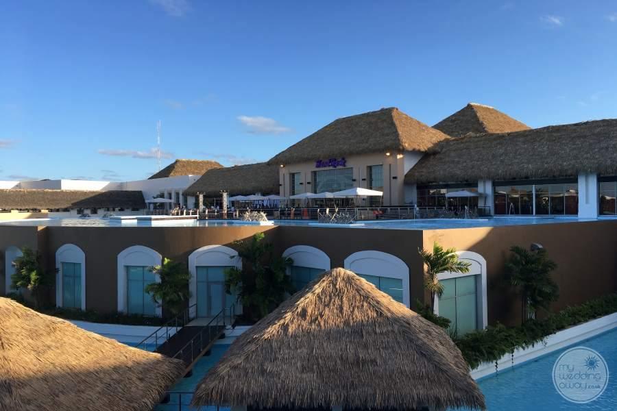 Hard Rock Punta Cana View to Terrace