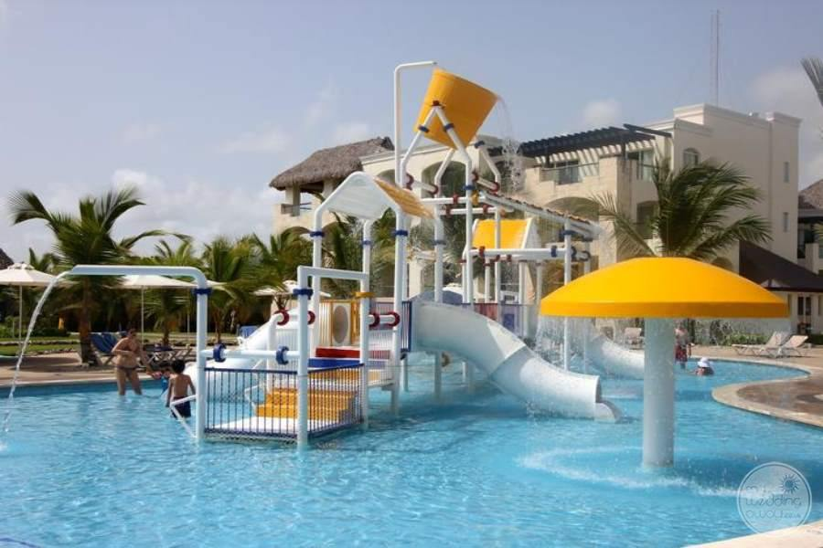 Hard Rock Punta Cana Waterslide 2