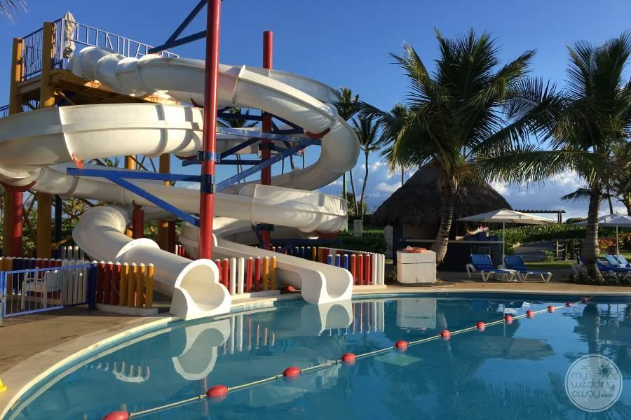 Hard Rock Punta Cana Waterslide