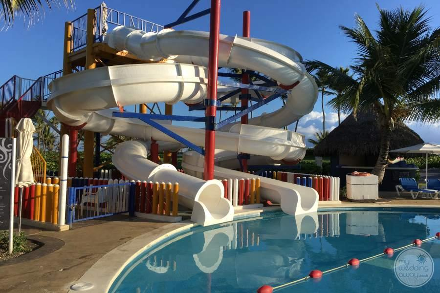 Hard Rock Punta Cana Waterslides