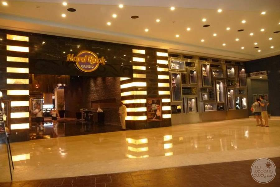 Hard Rock Punta Cana to Casino