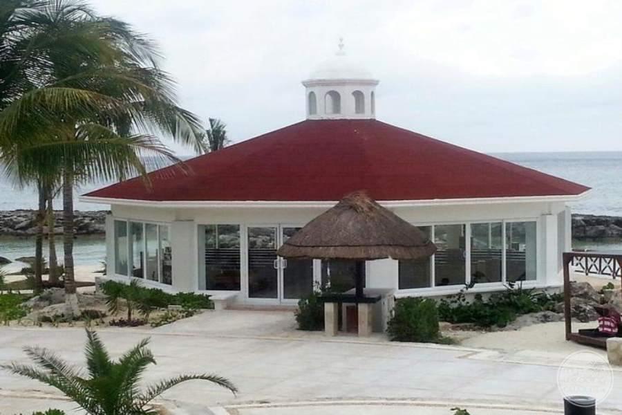 Hard Rock Hotel Riviera Maya Chapel Exterior