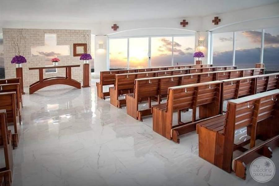 Hard Rock Riviera Maya Chapel