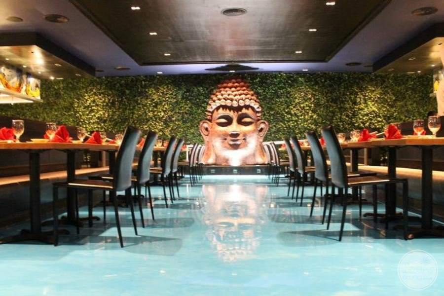 Hard Rock Hotel Riviera Maya Zen Restaurant