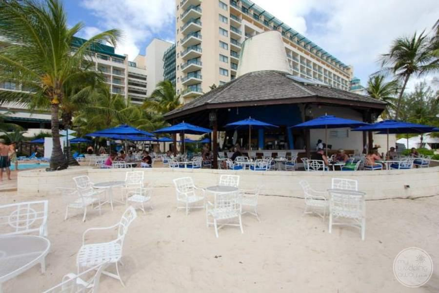 Hilton Barbados Beach Area