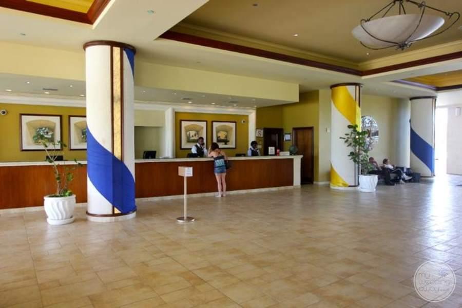 Hilton Barbados Checkin