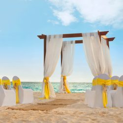 Hilton Barbados Beach Wedding Venue