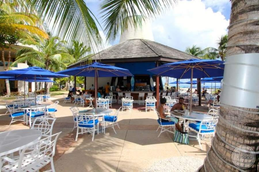 Hilton Barbados Pool Bar