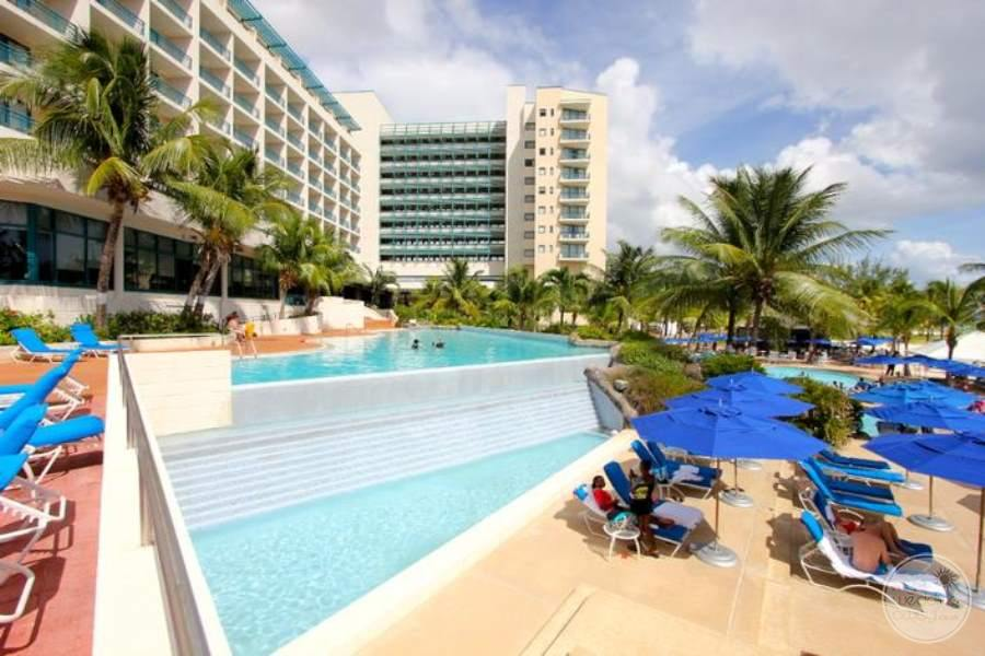 Hilton Barbados Pool View 2