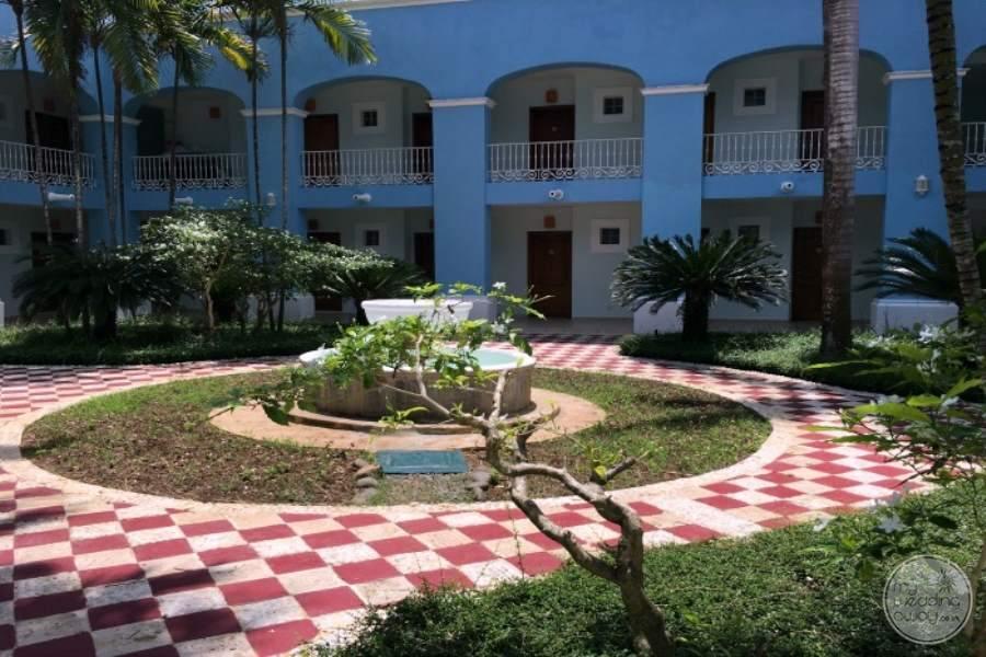 Iberostar Hacienda Dominicus Courtyard