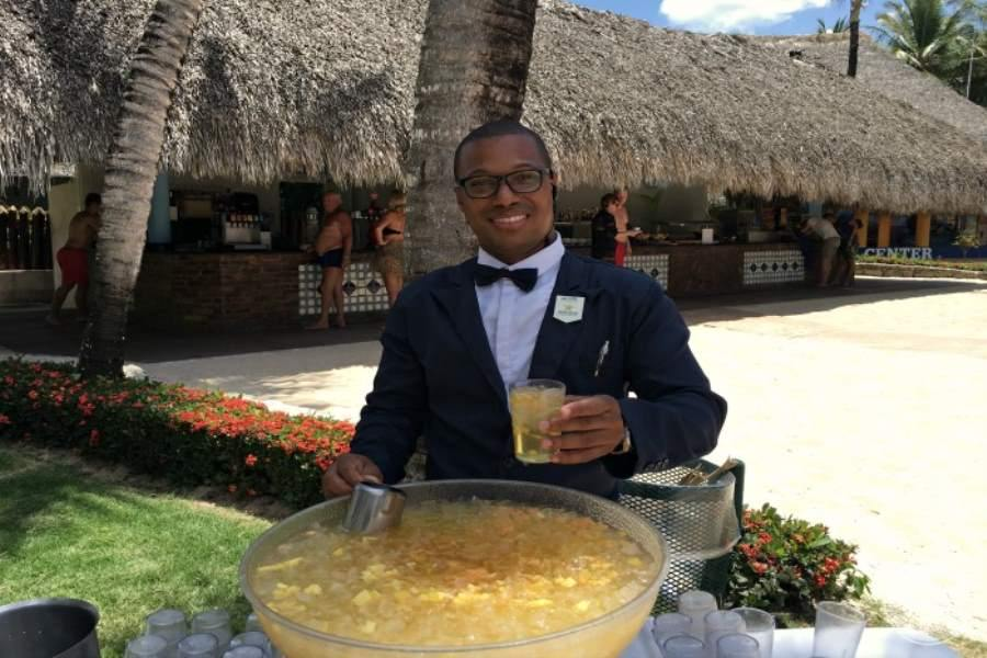 Iberostar Hacienda Dominicus Drinks