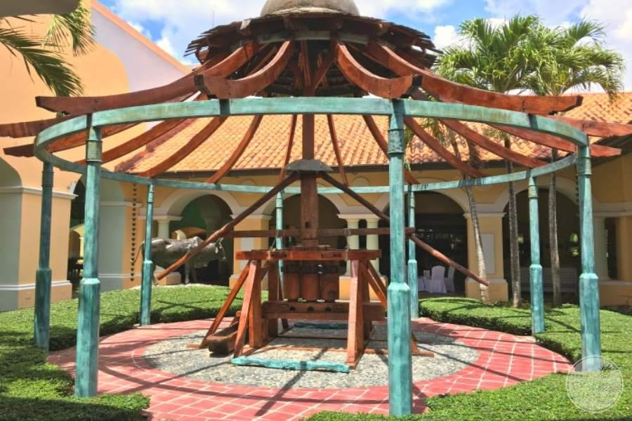 Iberostar Hacienda Dominicus Gazebo