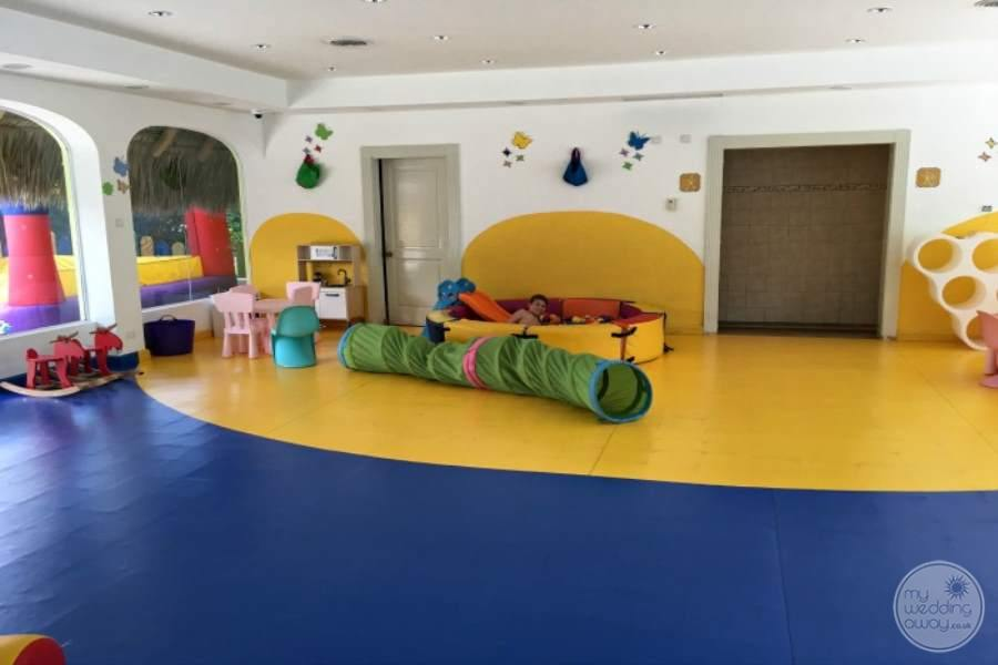 Iberostar Hacienda Dominicus Kids Play Area