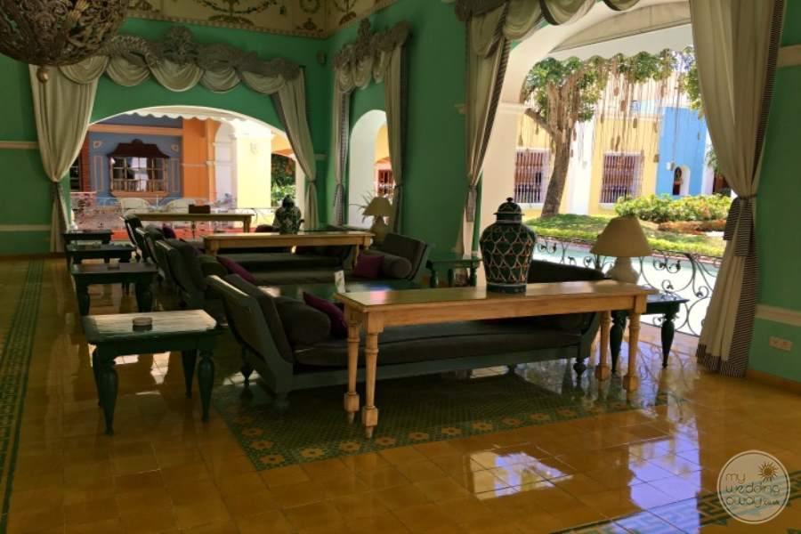 Iberostar Hacienda Dominicus Lobby Lounge