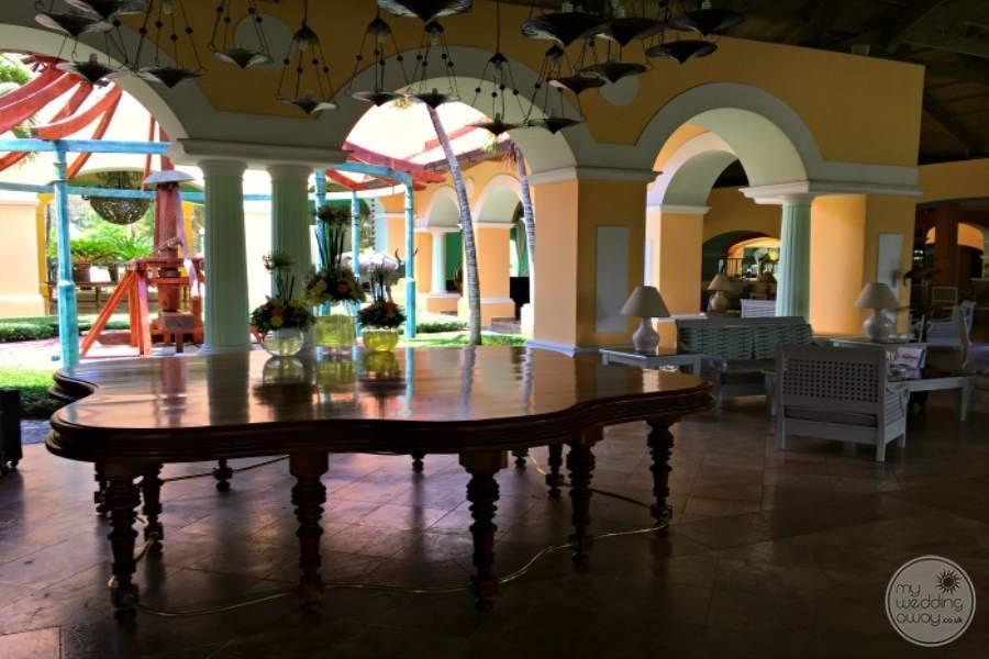 Iberostar Hacienda Dominicus Lobby