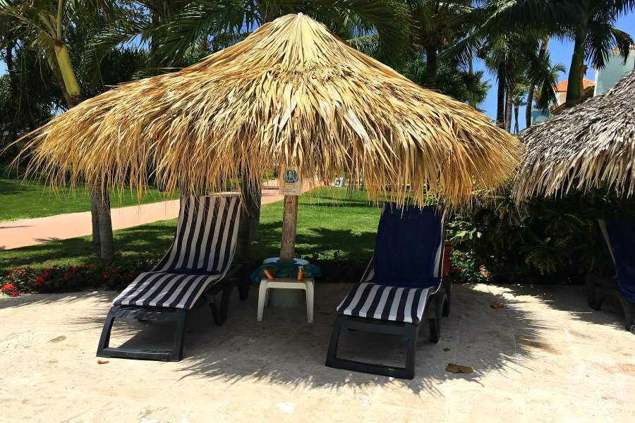 Iberostar Hacienda Dominicus Lounge Chairs