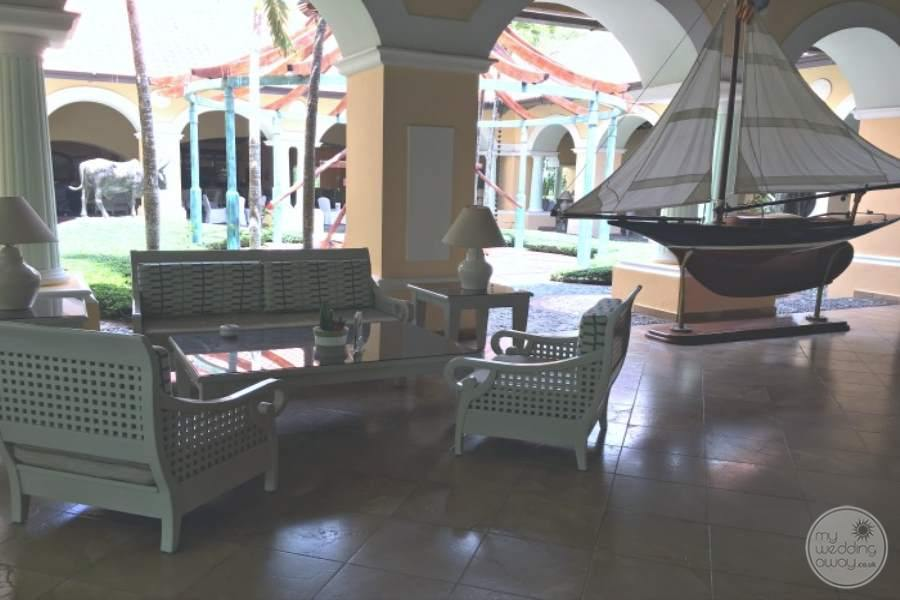 Iberostar Hacienda Dominicus Lounge