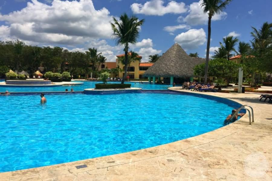Iberostar Hacienda Dominicus Main Pool