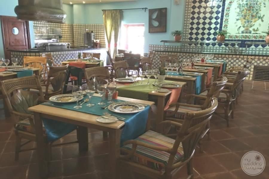 Iberostar Hacienda Dominicus Restaurant