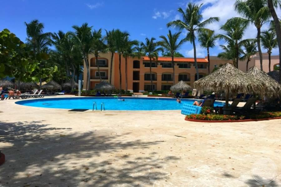 Iberostar Hacienda Dominicus Rooms and Pool