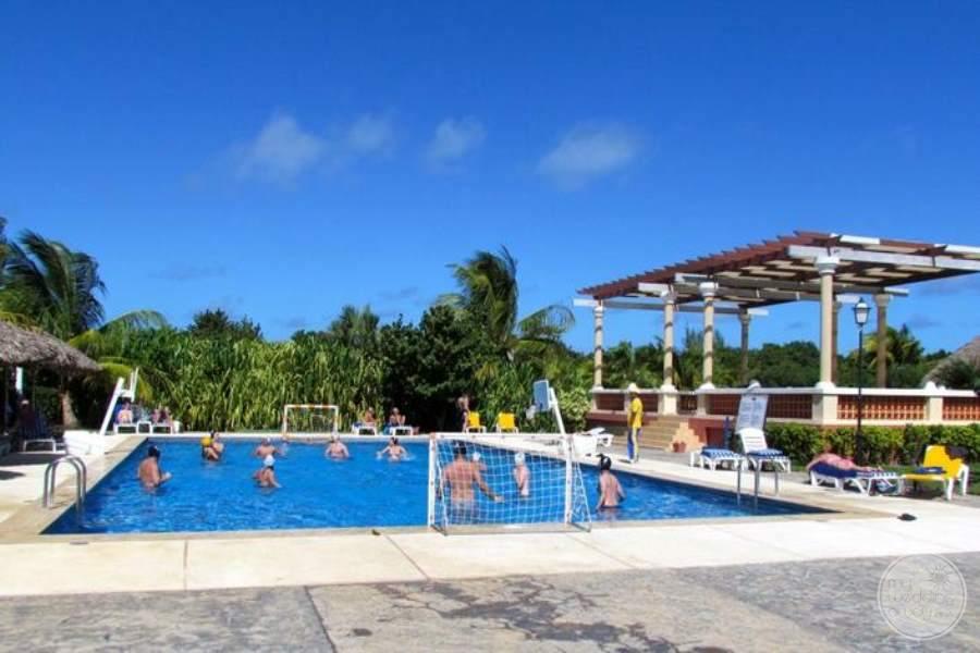 Iberostar Varadero Pool Activities