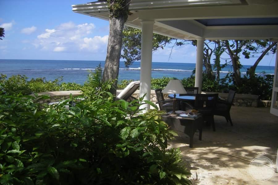Jamaica Inn Balcony Shaded Seating