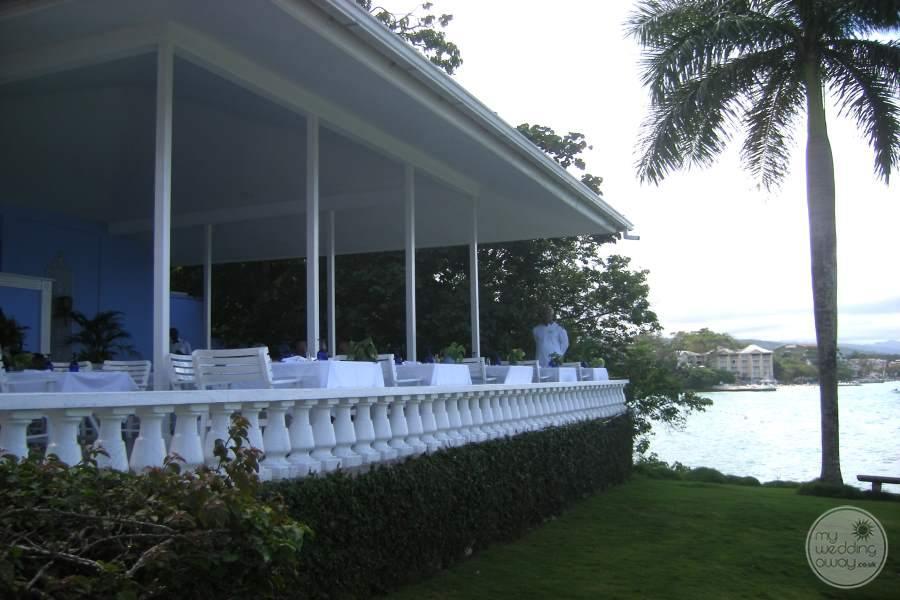 Jamaica Inn Covered Terrace