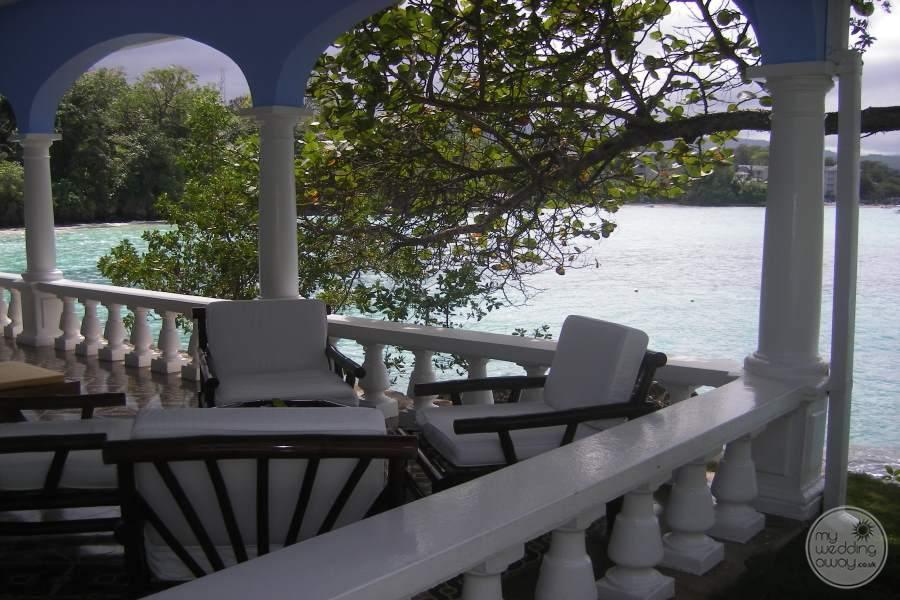 Jamaica Inn Terrace View