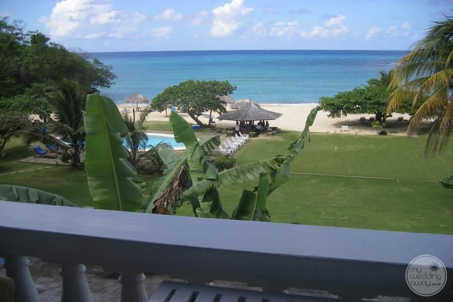 Jamaica Inn View of Grounds