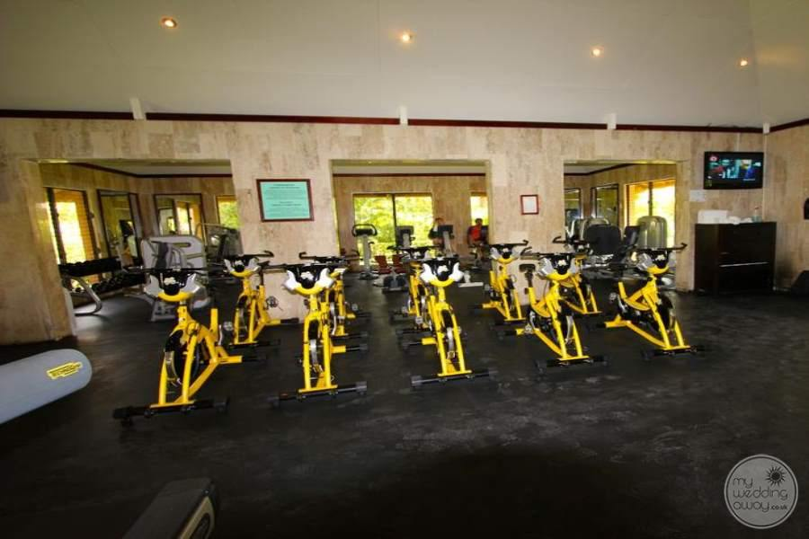Melia Caribe Tropical Fitness Area