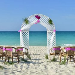 Melia Cay Santa Maria Beach Wedding Venue