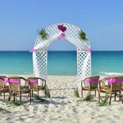 Melia Cay Santa Maria Beach Wedding Venue