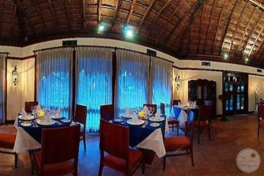 Melia Cozumel Restaurant