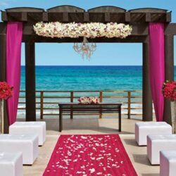 Now Jade Ocean View Wedding Gazebo