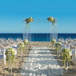 Now Larimar Beach Wedding