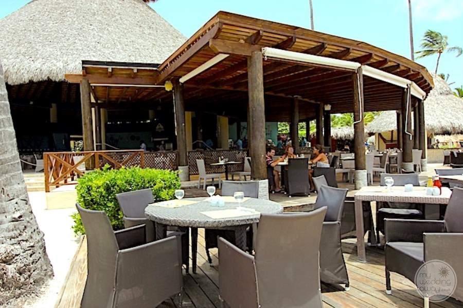 Now Larimar Restaurant