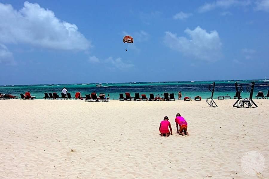Now Larimar Sandy Beach