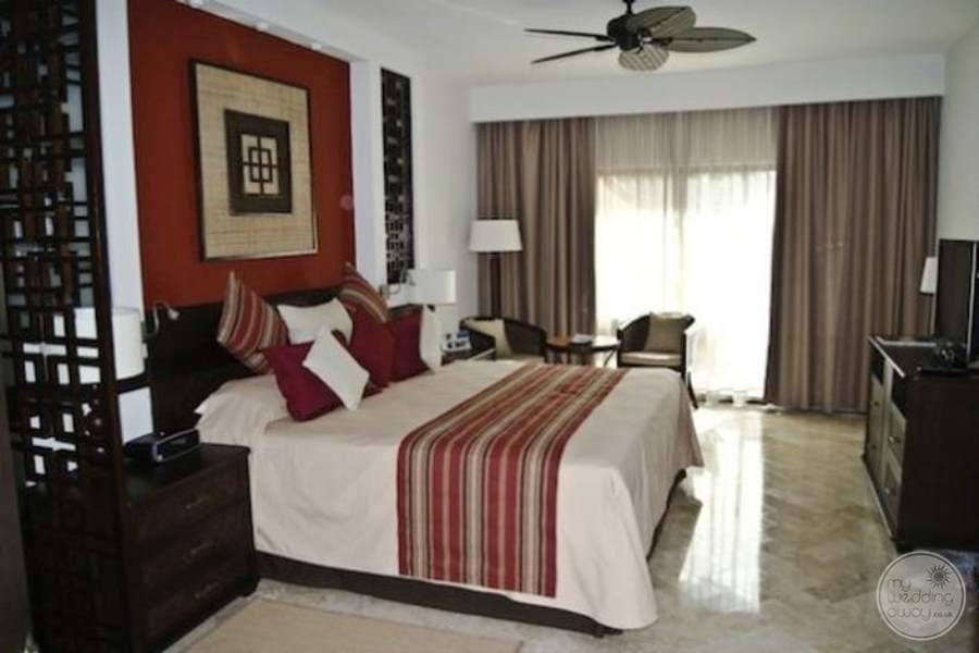 Occidental Grand Cozumel Deluxe Suite