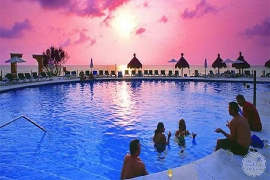 Occidental Grand Cozumel Pool View