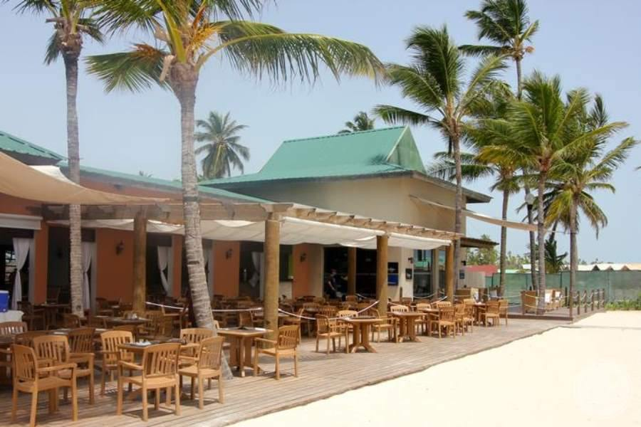 Ocean Blue and Sand Beach Restaurant