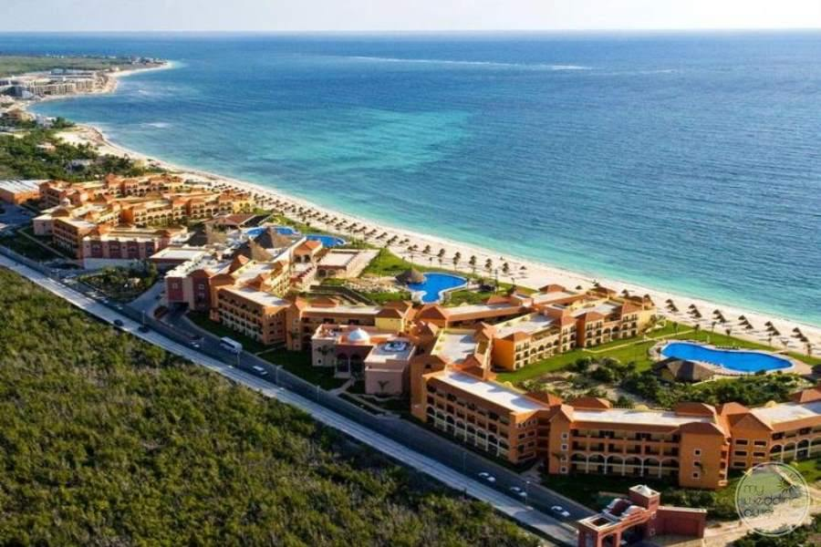 Ocean Coral and Turquesa Resort Overview 2